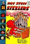 Cover for Hot Stuff Sizzlers (Harvey, 1960 series) #1