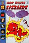 Cover for Hot Stuff Sizzlers (Harvey, 1960 series) #4