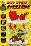 Cover for Hot Stuff Sizzlers (Harvey, 1960 series) #9