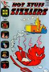Cover for Hot Stuff Sizzlers (Harvey, 1960 series) #22