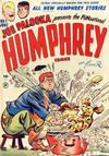 Cover for Humphrey Comics (Harvey, 1948 series) #5