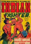 Cover for Indian Fighter (Youthful, 1950 series) #6