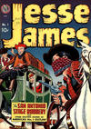 Cover for Jesse James (Avon, 1950 series) #1