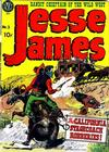 Cover for Jesse James (Avon, 1950 series) #3