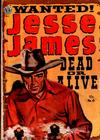Cover for Jesse James (Avon, 1950 series) #6