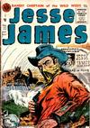 Cover for Jesse James (Avon, 1950 series) #22