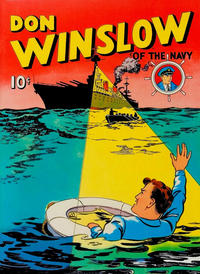 Cover Thumbnail for Four Color (Dell, 1939 series) #2 - Don Winslow of the Navy