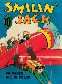 Cover Thumbnail for Four Color (Dell, 1939 series) #5 - Smilin' Jack