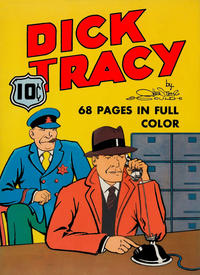 Cover Thumbnail for Four Color (Dell, 1939 series) #6 - Dick Tracy