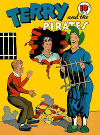 Cover Thumbnail for Four Color (Dell, 1939 series) #9 - Terry and the Pirates