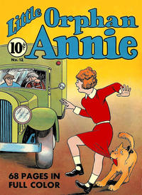 Cover for Four Color (Dell, 1939 series) #12 - Little Orphan Annie