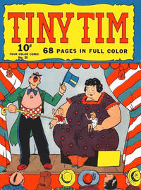 Cover Thumbnail for Four Color (Dell, 1939 series) #20 - Tiny Tim
