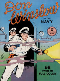 Cover Thumbnail for Four Color (Dell, 1939 series) #22 - Don Winslow of the Navy
