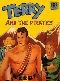 Cover Thumbnail for Large Feature Comic (Dell, 1939 series) #6