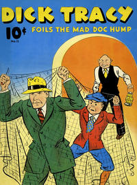 Cover Thumbnail for Large Feature Comic (Dell, 1939 series) #11
