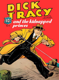 Cover Thumbnail for Large Feature Comic (Dell, 1939 series) #15