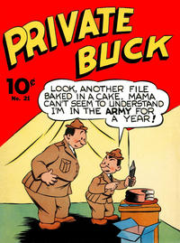 Cover Thumbnail for Large Feature Comic (Dell, 1939 series) #21