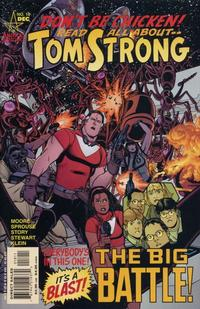 Cover Thumbnail for Tom Strong (DC, 1999 series) #18