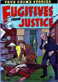 Cover Thumbnail for Fugitives from Justice (St. John, 1952 series) #3
