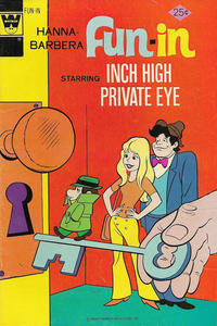 Cover Thumbnail for Hanna-Barbera Fun-In (Western, 1970 series) #14 [Whitman Edition]