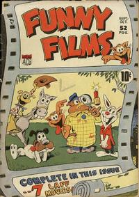 Cover Thumbnail for Funny Films (American Comics Group, 1949 series) #1