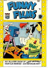 Cover Thumbnail for Funny Films (American Comics Group, 1949 series) #2