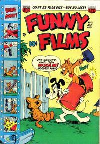 Cover Thumbnail for Funny Films (American Comics Group, 1949 series) #12