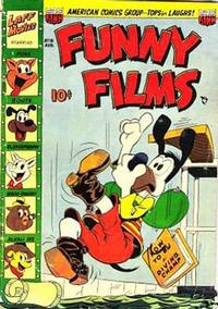 Cover Thumbnail for Funny Films (American Comics Group, 1949 series) #18