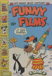 Cover Thumbnail for Funny Films (American Comics Group, 1949 series) #22
