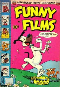 Cover Thumbnail for Funny Films (American Comics Group, 1949 series) #23