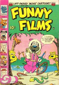 Cover Thumbnail for Funny Films (American Comics Group, 1949 series) #25