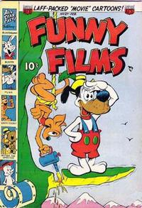 Cover Thumbnail for Funny Films (American Comics Group, 1949 series) #27