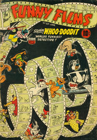 Cover Thumbnail for Funny Films (American Comics Group, 1949 series) #29