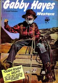 Cover Thumbnail for Gabby Hayes Western (Fawcett, 1948 series) #6