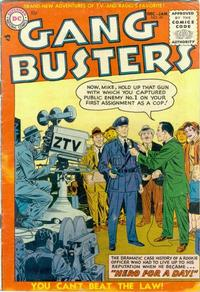 Cover Thumbnail for Gang Busters (DC, 1947 series) #49