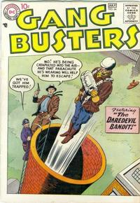 Cover Thumbnail for Gang Busters (DC, 1947 series) #64