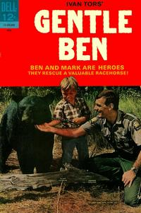 Cover Thumbnail for Gentle Ben (Dell, 1968 series) #2