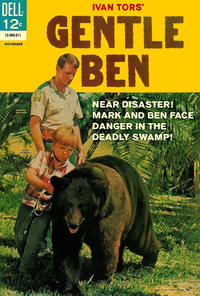 Cover Thumbnail for Gentle Ben (Dell, 1968 series) #4