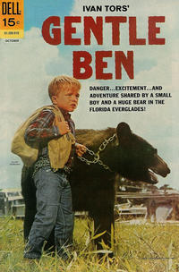 Cover Thumbnail for Gentle Ben (Dell, 1968 series) #5