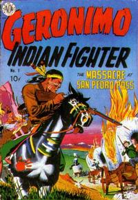 Cover Thumbnail for Geronimo (Avon, 1950 series) #1
