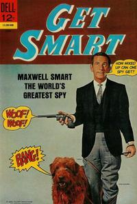 Cover for Get Smart (Dell, 1966 series) #1