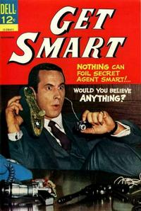 Cover Thumbnail for Get Smart (Dell, 1966 series) #3