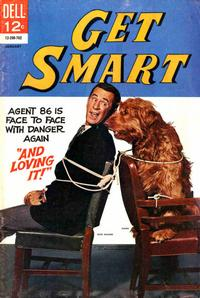 Cover Thumbnail for Get Smart (Dell, 1966 series) #4