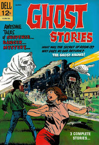 Cover Thumbnail for Ghost Stories (Dell, 1962 series) #17