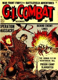 Cover Thumbnail for G.I. Combat (Quality Comics, 1952 series) #2