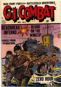 Cover Thumbnail for G.I. Combat (Quality Comics, 1952 series) #6