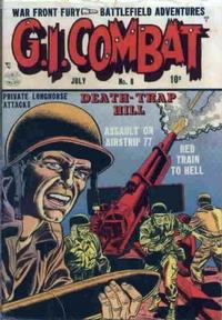 Cover Thumbnail for G.I. Combat (Quality Comics, 1952 series) #8