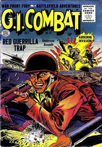 Cover for G.I. Combat (Quality Comics, 1952 series) #26