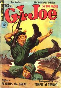 Cover Thumbnail for G.I. Joe (Ziff-Davis, 1950 series) #14