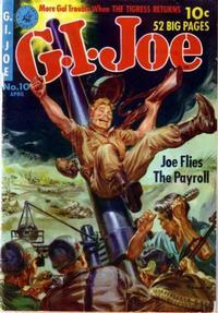 Cover Thumbnail for G.I. Joe (Ziff-Davis, 1951 series) #10